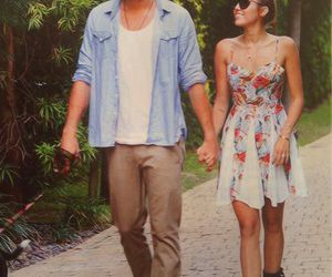 miley cyrus, love, and liam hemsworth image