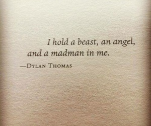 quotes, angel, and beast image