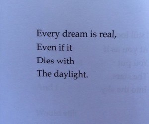 quote, daylight, and Dream image