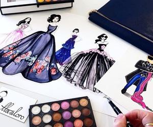 art, dress, and style image