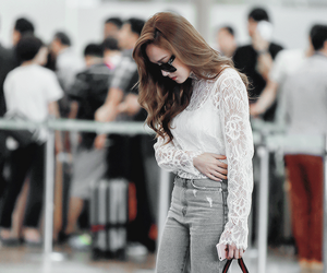 jessica, fashion, and gg image