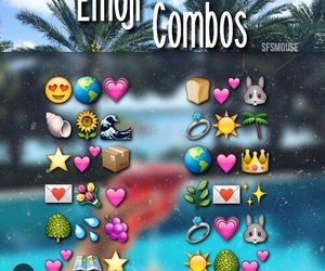 68 images about ✦ | emoji combos on We Heart It | See more