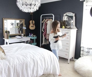 bedroom, idea, and inspiration image