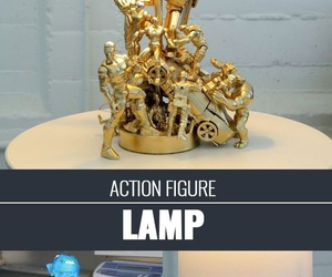 diy, lamp, and toys image