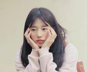 asian, pretty, and drama image