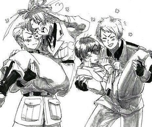 bl, hetalia, and aph prussia image
