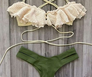bathing suit, bikini, and etsy image