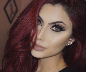 beauty, makeup, and makeupbysooni image