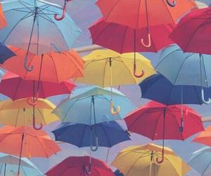 wallpaper, umbrella, and background image