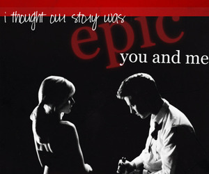 couple, epic, and logan image