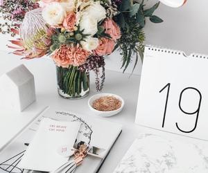 flowers, decoration, and fashion image