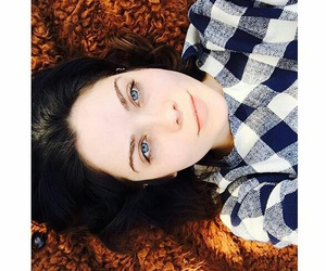 grace phipps, eyes, and girls image