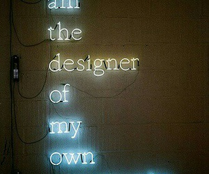 Catastrophe, designer, and neon sign image