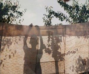 shadow, vintage, and tumblr image