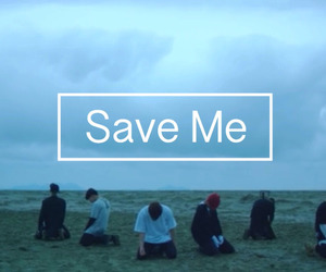 kpop, bts, and Save Me image