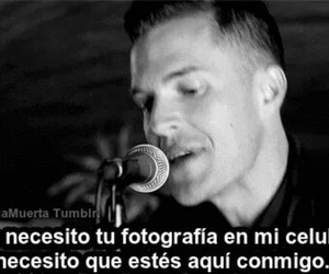 the killers, spanish quotes, and frases en español image