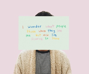 quotes, wonder, and pastel image