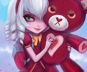 league of legends and annie image