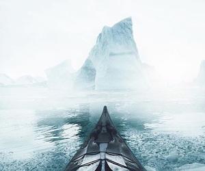 beautiful, ice, and adventure image