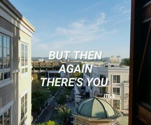 aesthetic, emo, and Lyrics image