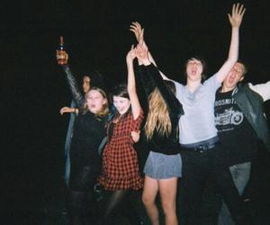 grunge, dark, and fun image