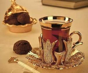 arab, gold, and Turkish image