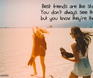beach, best friends, and girls image