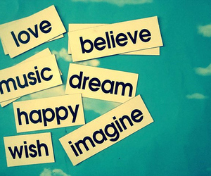 love, happy, and Dream image