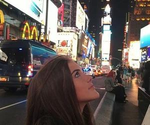 city, new york, and wanderlust image