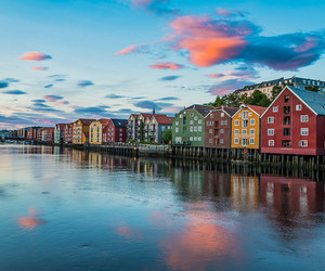 beautiful, bergen, and europe image