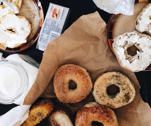 donuts, tasty, and food image