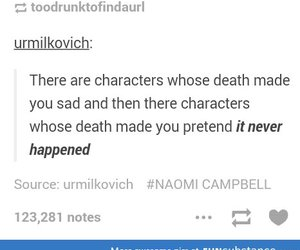 character, funny, and then image