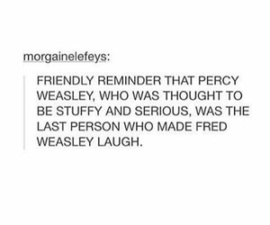 book, harry potter, and fred weasley image