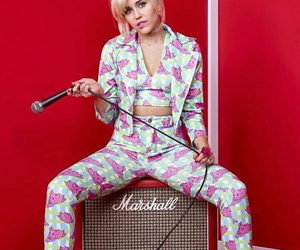 miley cyrus and the voice image