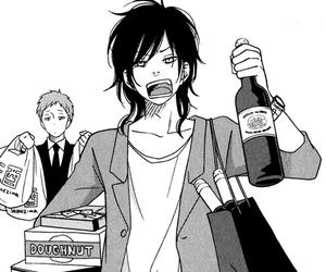 tonari no kaibutsu-kun, anime, and manga image
