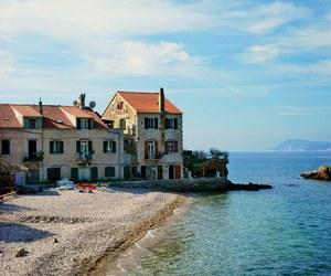 beach, Croatia, and vis image