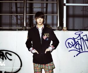 ok, let's fly, and gongchan image