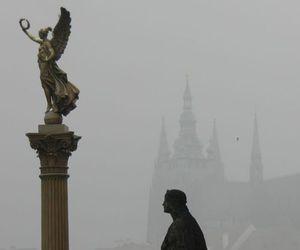 beautiful, czech republic, and mist image