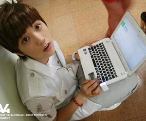 b1a4, sandeul, and only learned bad things image