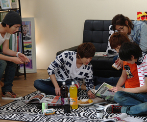 b1a4, only learned bad things, and mtv match up image