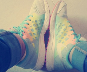 nike, love it, and sneackers image