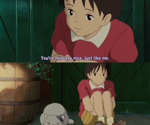 anime, good morning, and Hayao Miyazaki image