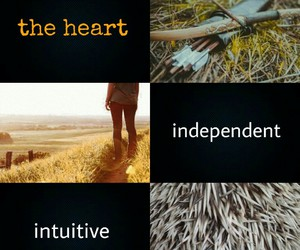 harry potter, heart, and independent image
