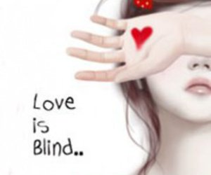 blind and love image