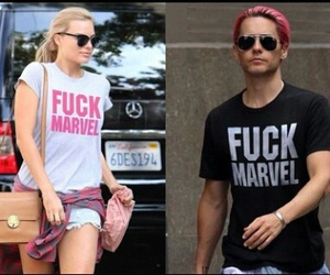 cool, jared leto, and fuck image