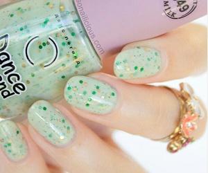 nails, cute, and fashion image