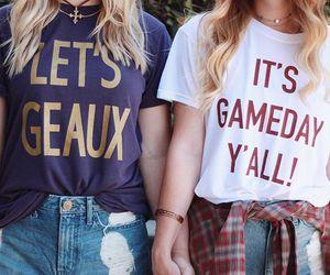 denim shorts, college style, and arizona girl fashion blog image