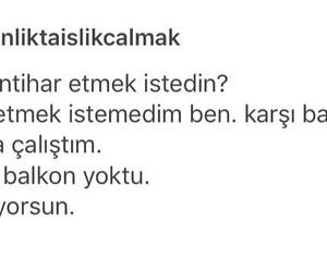 komik, sözler, and türkçe image