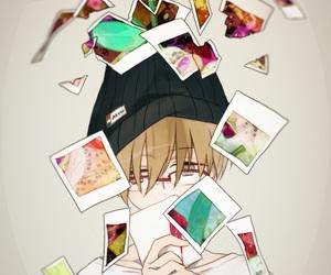anime, anime boy, and photograph image