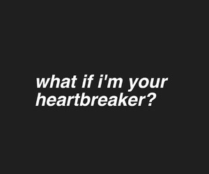 heartbreaker, you, and s.t image